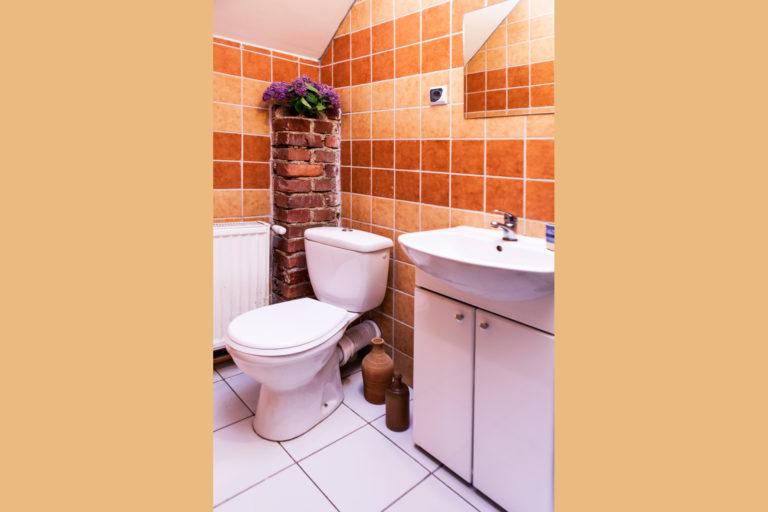 łazienka w pokoju kwarc